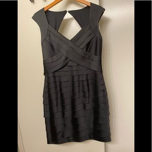 Jones wear dress classic black dress size 12